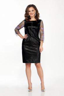 платье TEZA 2055 черный