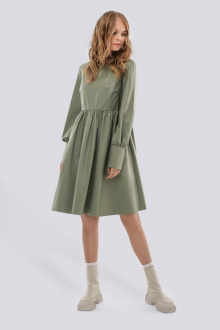 платье PiRS 1998 зеленый