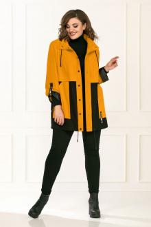 куртка БагираАнТа 676 горчица