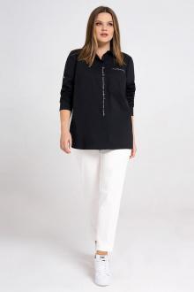 блуза Панда 436041 черный