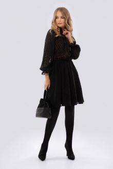 платье PiRS 2523 черный
