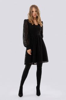 платье PiRS 2526 черный