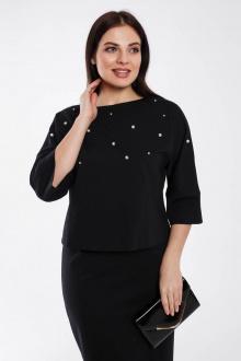 блуза,  юбка Gold Style 2462 черный