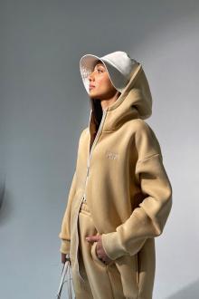 худи Rawwwr clothing 221 бежевый