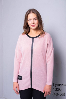 туника Nalina 4326 розовый