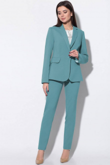 Женский костюм LeNata 31796 ментол