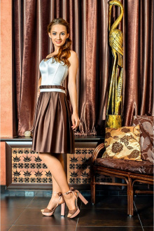 Lejole 1405 коричневый