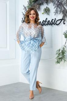 Anastasia 549 голубой