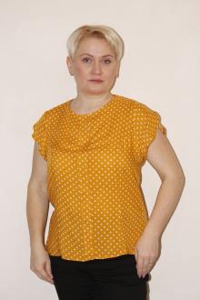 Блуза MIRSINA FASHION 11932120/2 горчица