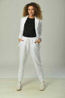 брюки Diamant 1630 белый