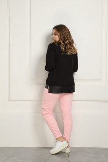 брюки AMORI 5140 розовый