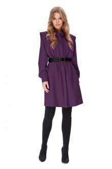 платье PiRS 1545 сине-фиолетовый
