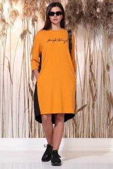 Faufilure С1157 черно-оранжевый