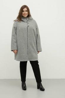 пальто Bugalux 425 170-темно серый