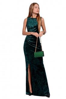 PATRICIA by La Cafe NY1368-2 темно-зеленый,изумрудно-зеленый