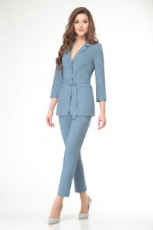 Karina deLux B-310 серо-голубой