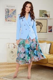 Мода Юрс 2645 голубой