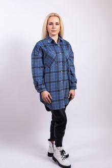Пинск Стиль 3956 синий