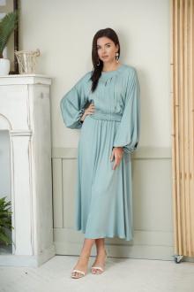 платье LadisLine 1336 светлая-бирюза