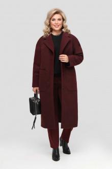 пальто Pretty 1932 бордо
