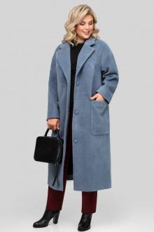 пальто Pretty 1932 холодный_голубой