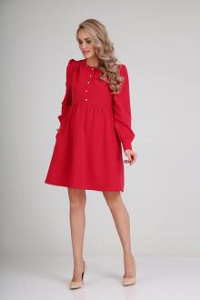 Andrea Fashion AF-117 красный