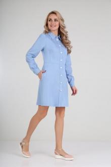 Andrea Fashion AF-118 голубой
