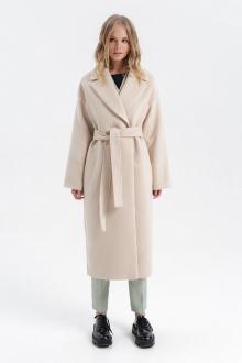 пальто PiRS 2778 жемчужный