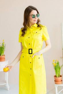 Claire 2358 желтый