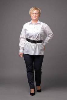 рубашка Соджи 474 белый