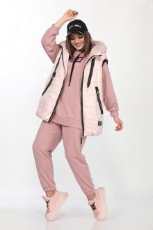 Lady Secret 4001 пудра+розовый