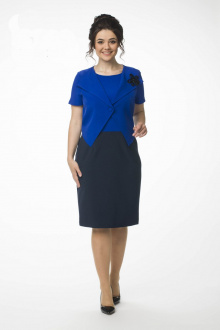 Melissena 889 василек+синий