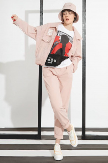 брюки,  куртка,  футболка Rivoli 1017+2147+5065