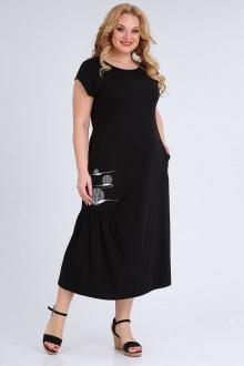 жакет,  платье Ollsy 5103 горох