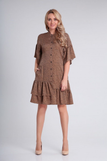 Andrea Fashion AF-122 карамель