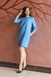 Talia fashion Пл-088 голубой