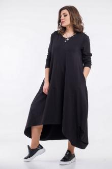 платье GRATTO 8118 черный