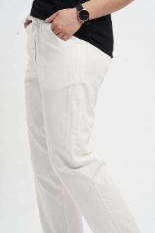 брюки GRATTO 3116 белый