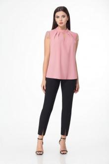блуза БелЭкспози 1397 розовый