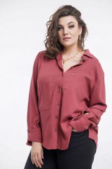 блуза GRATTO 4125 красный