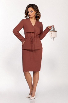 жакет,  юбка Dilana VIP 1671