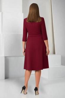 платье TAiER 727 марсала