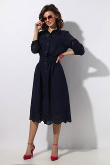 блуза,  юбка Mia-Moda 1241