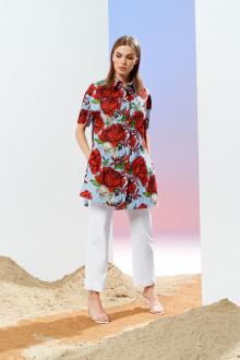 Рубашка Prestige 4137/170 мультиколор