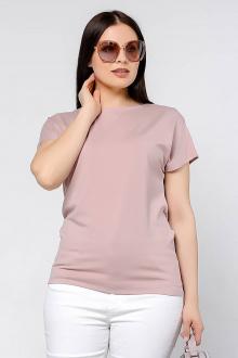 майка La rouge 3134 розовый-жемчуг