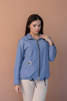 куртка Angelina 643 синий