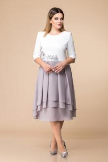 Romanovich Style 1-1669 белый/серый