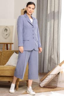 Мода Юрс 2659 голубой