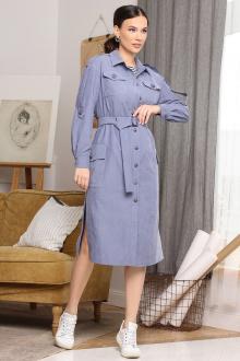 Мода Юрс 2648 голубой