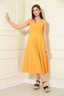 Andrea Fashion AF-139/4 горчица